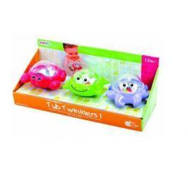 Интерактивная игрушка PlayGo для ванной Мерцающие поплавки от 1 года разноцветный