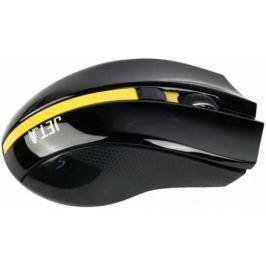 Мышь беспроводная Jet.A Comfort OM-U40G жёлтый USB
