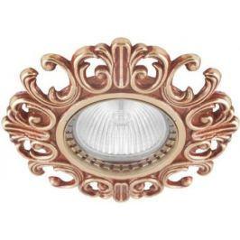 Встраиваемый светильник Donolux N1554-French Gold
