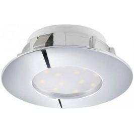 Встраиваемый светодиодный светильник Eglo Pineda 95818