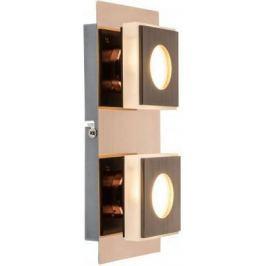 Настенный светодиодный светильник Globo 49403-2