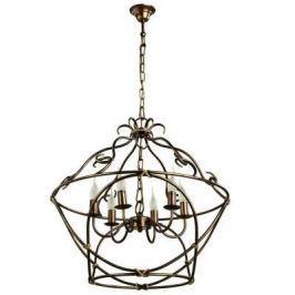 Подвесная люстра Arte Lamp Bellator A8960SP-6GA