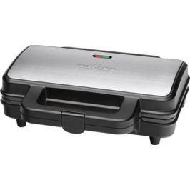Сэндвичница Profi Cook PC-ST 1092 серебристый чёрный