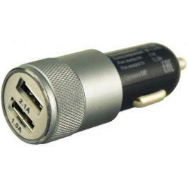 Автомобильное зарядное устройство BURO TJ-189 2 х USB 2.1/1А черный