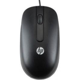 Мышь проводная HP QY778AA чёрный USB MSU-1158 OEM