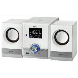 Микросистема AEG MC 4461 BT белый