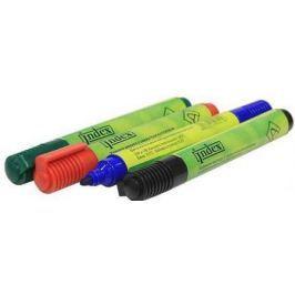 Набор маркеров для доски Index IMW535/4 4 мм 4 шт разноцветный