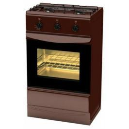 Газовая плита TERRA GS 5203 Br / SH 12.120-04 коричневый
