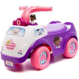 Каталка-машинка Kiddieland Доктор Макстаффин фиолетовый от 1 года пластик 051409
