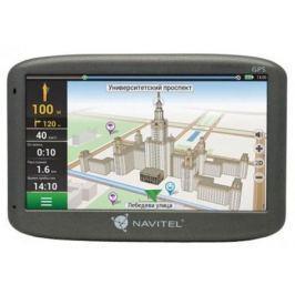 """Навигатор Navitel N500 5"""" 480x272 4GB 128MB microSD черный"""