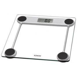 Весы напольные Bomann PW 1417 CB Glas прозрачный