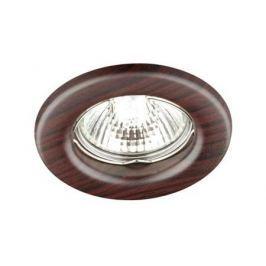 Встраиваемый светильник Novotech Wood 369715