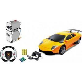 Машинка на радиоуправлении Shantou Gepai 1:24, 4 канала, аккум., USB з/у, звук на руле, свет от 3 лет — в ассортименте 333-F32