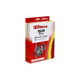 Пылесборники Filtero FLS 01 S-bag Standard двухслойные 5шт+фильтр