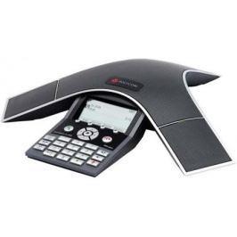 Телефон IP Polycom SoundStation IP7000 SIP для конференций черный 2230-40300-122