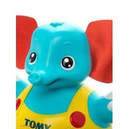 Интерактивная игрушка Tomy Слоник учится ходить от 6 месяцев разноцветный ТО72228