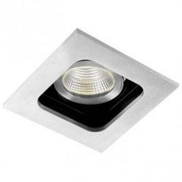 Встраиваемый светильник Donolux DL18614/01WW-SQ Alu/Black