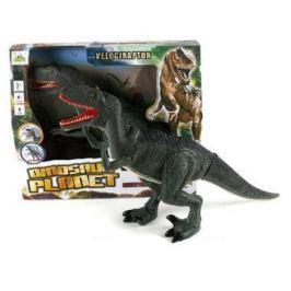 Интерактивная игрушка Shantou Gepai Динозавр от 3 лет зелёный RS6128
