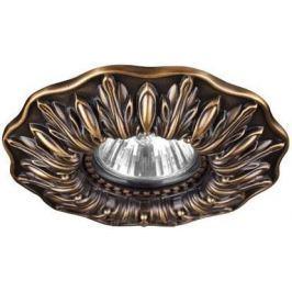 Встраиваемый светильник Donolux N1562-Light bronze