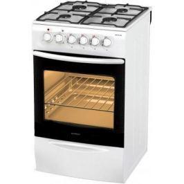 Комбинированная плита Darina F KM341 304 W белый