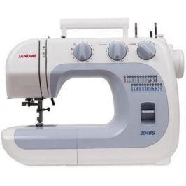 Швейная машина Janome 2049S белый