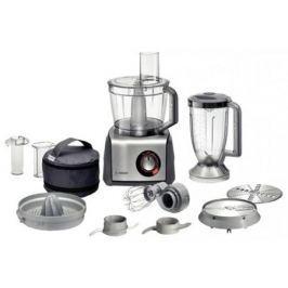 Кухонный комбайн Bosch MCM68840 серебристо-серый