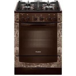 Газовая плита Gefest 6500-02 0114 коричневый