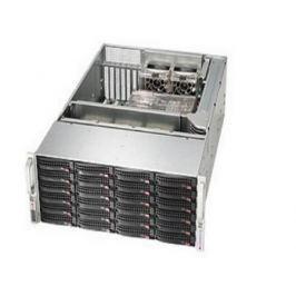 Серверный корпус 4U Supermicro CSE-846BE16-R920B 920 Вт серебристый