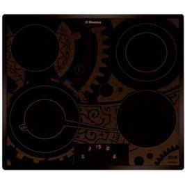 Варочная панель электрическая Hansa BHC 63505 черный