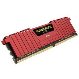 Оперативная память 8Gb (2x4Gb) PC4-19200 2400MHz DDR4 DIMM Corsair CMK8GX4M2A2400C14R