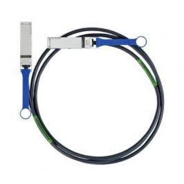Кабель Mellanox passive copper cable ETH 40GbE 40Gb/s QSFP 1m MC2210130-001
