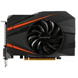 Видеокарта 6144Mb Gigabyte GeForce GTX1060 PCI-E 192bit GDDR5 DVI HDMI DP HDCP GV-N1060IXOC-6GD Retail