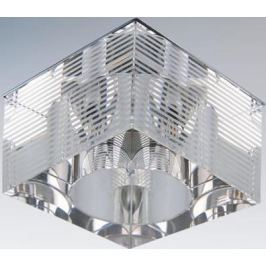 Встраиваемый светильник Lightstar Qube 004055