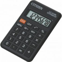 Калькулятор карманный Citizen LC-310N 8-разрядный