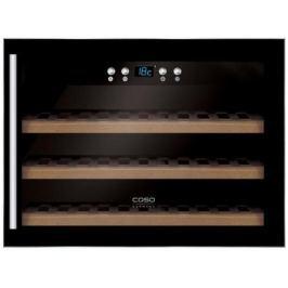 Винный шкаф CASO WineSafe 18 EB черный