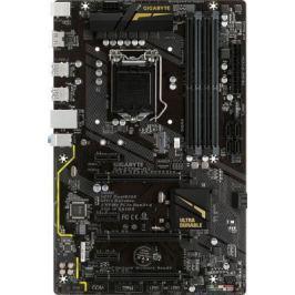 Материнская плата GigaByte GA-Z270P-D3 Socket 1151 Z270 4xDDR4 3xPCI-E 16x 3xPCI-E 1x 6 ATX Retail