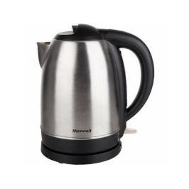 Чайник Maxwell MW-1049 2200 Вт 1.7 л металл серебристый