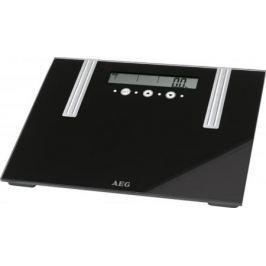 Весы напольные AEG PW 5571 FA Glas 6 in 1 чёрный