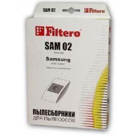 Пылесборник Filtero SAM 02 Эконом 4 шт