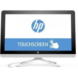 "Моноблок 21.5"" HP 22-b007ur 1920 x 1080 Multi Touch Intel Pentium-J3710 8Gb 1 Tb 8 Gb Intel HD Graphics 64 Мб Windows 10 Home белый X0Z33EA"