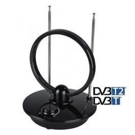 Антенна HAMA H-121650 черный