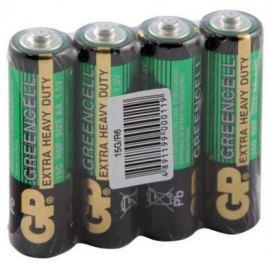Батарейки GP 15G-OS4/GP15G-2CR4 AA 4 шт