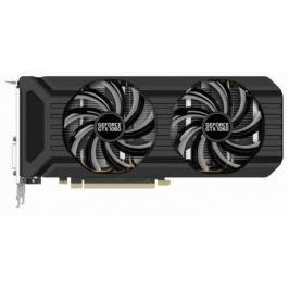 Видеокарта 6144Mb Palit GeForce GTX1060 Dual PCI-E 192bit GDDR5 DVI HDMI DP PA-GTX1060 Dual 6G Retail NE51060015J9-1061D