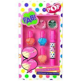 Игровой набор Markwins Pop для ногтей 6 предметов