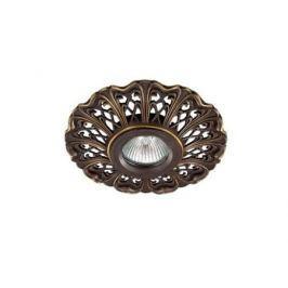 Встраиваемый светильник Novotech Vintage 124 370031