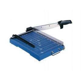 Резак сабельный KW-trio мощность 15 листов формат А4 металлическая база 3925