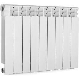 Биметаллический радиатор RIFAR (Рифар) B-500 9 сек. (Кол-во секций: 9; Мощность, Вт: 1836)