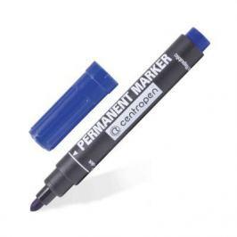 Маркер перманентный Centropen 8510/С 2.5 мм синий 8510/С