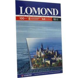 Пленка прозрачная Lomond А4 100мик 10шт 210х297 прозрачная 0708411
