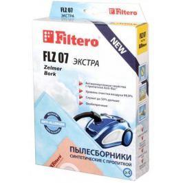 Пылесборники Filtero FLZ 07 Экстра пятислойные 4шт